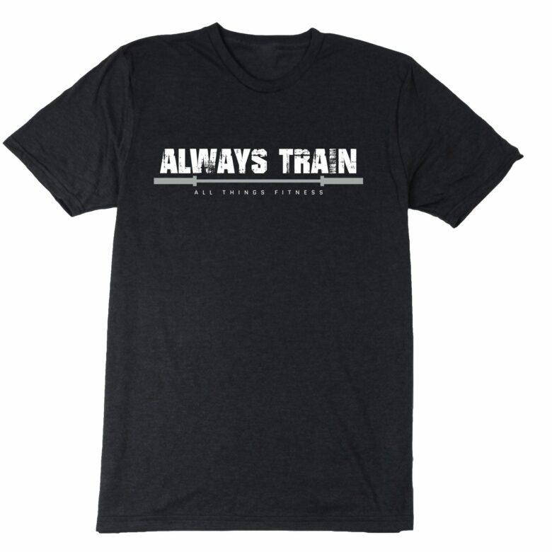 Always Train Basic Shirt 2