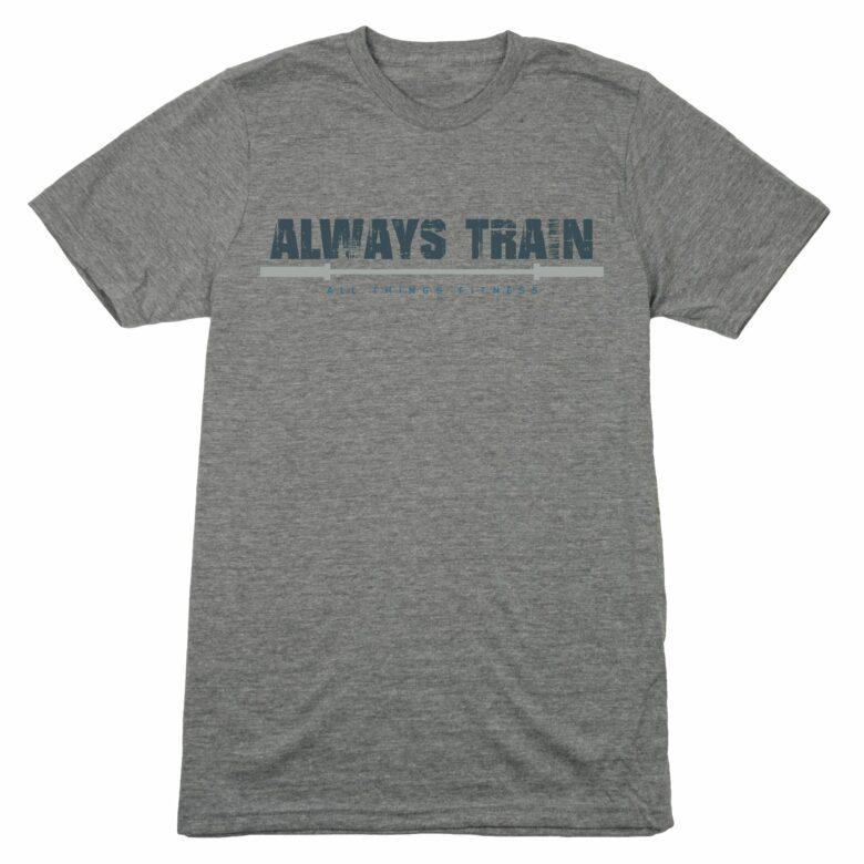 Always Train Basic Shirt 1