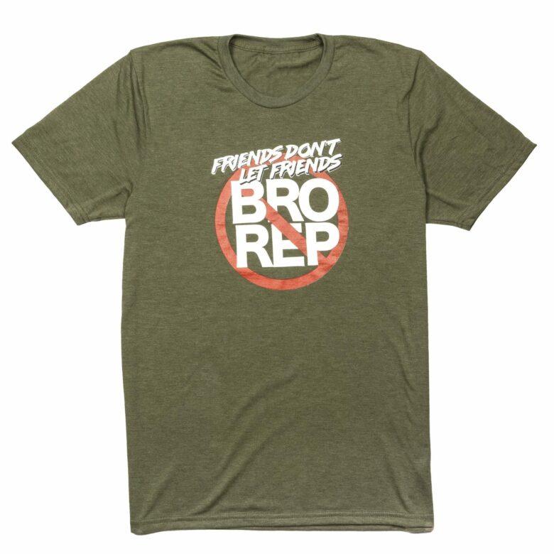 Bro-Rep Shirt 2